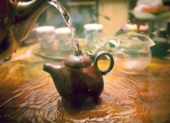 茶席:见茶如面